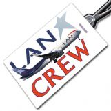 LAN Airlines 767 Tag